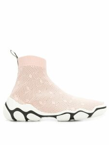 Red Valentino Glam Run sneakers - Pink