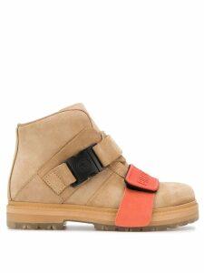 Rick Owens ankle boots - Neutrals