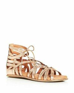 Gentle Souls by Kenneth Cole Women's Break My Heart Gladiator Sandals