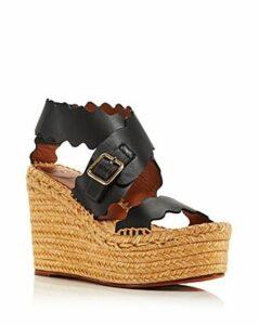 Chloe Women's Lauren Espadrille Wedge Sandals