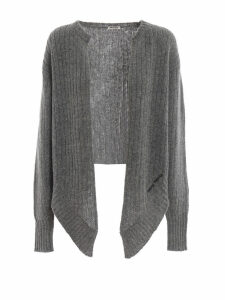 Miu Miu Ribbed Cardigan