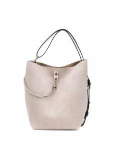 Givenchy bucket bag - Silver