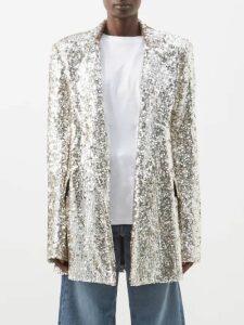 Mes Demoiselles - Floria Cotton-blend Top - Womens - Black