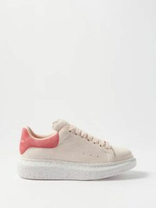 By Walid - Azza 19th-century Linen Coat - Womens - Pink