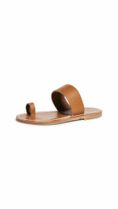 K. Jacques Nagoya Toe Ring Slide Sandals