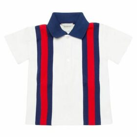 Gucci Cotton Striped Polo