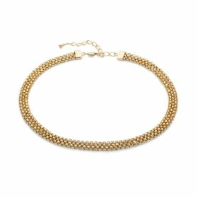 Coco & Kinney - Matilda Kate Choker In Gold