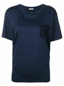 Moncler short sleeve T-shirt - Blue