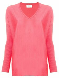 Snobby Sheep v-neck jumper - PINK