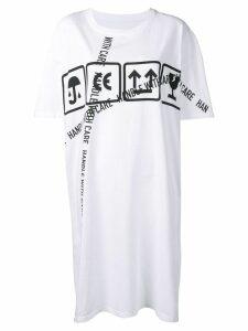 Maison Margiela oversized T-shirt - White