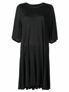 Henrik Vibskov Stream jersey dress - Black
