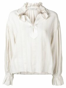 Philosophy Di Lorenzo Serafini striped shirt - White