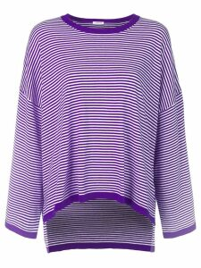 P.A.R.O.S.H. striped jumper - Purple