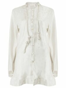 Chloé patterned blouse - Grey
