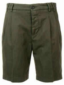 Aspesi straight-leg shorts - Green
