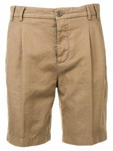 Aspesi straight-leg shorts - Neutrals