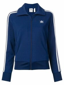 Adidas 3-stripes track jacket - Blue