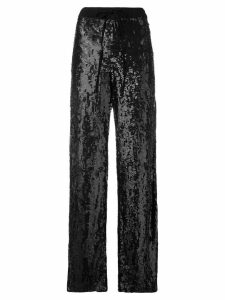 P.A.R.O.S.H. sequin trousers - Black