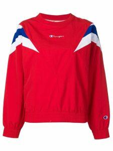 Champion Reverse Wave logo sweatshirt - Red