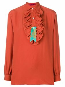 The Gigi Dina top - ORANGE