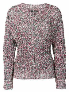 Isabel Marant Mays knitted jumper - Pink