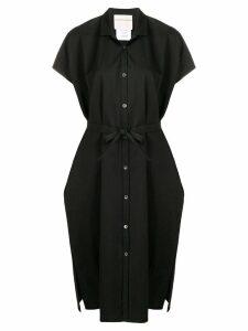Stephan Schneider shirt dress - Black