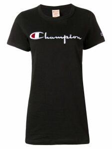 Champion logo printed T-shirt - Black