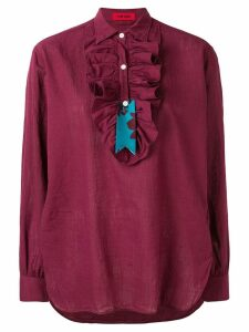 The Gigi Dina shirt - PURPLE