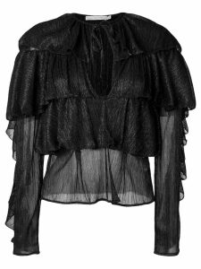 Amen lace blouse - Black