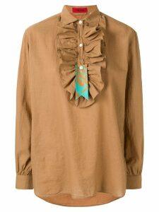 The Gigi Dina shirt - NEUTRALS
