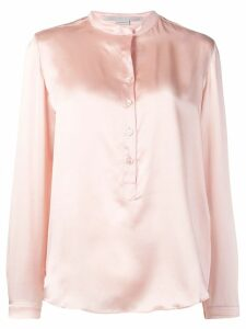 Stella McCartney sheer blouse - PINK