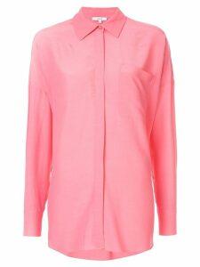 Layeur chest pocket shirt - Pink