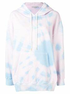 Stella McCartney tie dyed hoodie - Pink
