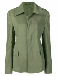 Golden Goose slim-fit jacket - Green