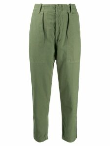 Citizens Of Humanity high-waisted trousers - Green