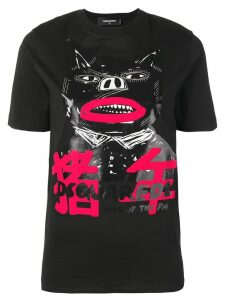 Dsquared2 Year of the Pig T-shirt - Black