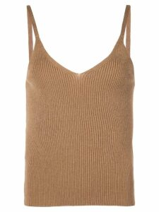 Mara Hoffman Bibi cami top - Brown