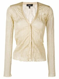 Theory casual blouse - Yellow