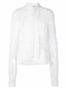 Alexis Kadinsky lace top - White