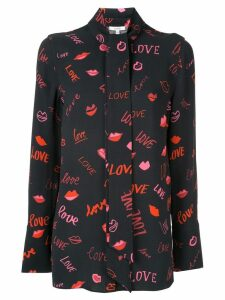 Layeur Love blouse - Black