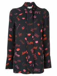 Layeur Love blouse - Black