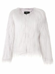 Unreal Fur faux fur Unreal Dream Jacket - PURPLE