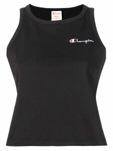 Champion embroidered logo tank top - Black
