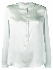 Stella McCartney sheer blouse - Green