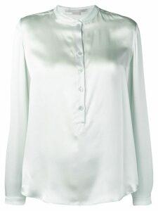 Stella McCartney sheer blouse - Green