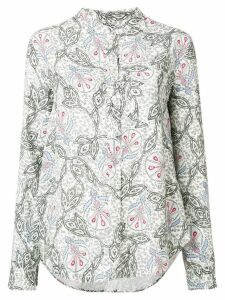 Isabel Marant patterned shirt - Neutrals