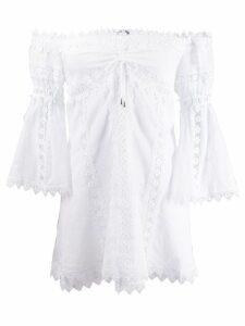 Charo Ruiz 'Campana' dress - White