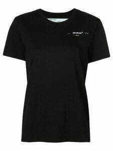 Off-White short sleeved T-shirt - Black