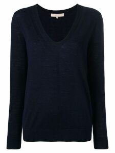 Vanessa Bruno relaxed-fit pullover - Blue