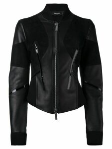 Dsquared2 fitted moto jacket - 900
